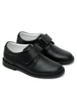 Pantofi piele Leofex Negru