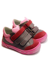 Avus® Pantofi sport piele Maro Fuxia