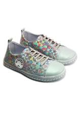 Pantofi sport piele Tag Multicolor