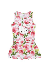 Hello Kitty® Rochie Alb print 1297321