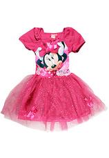 Minnie® Rochie eleganta Fuxia