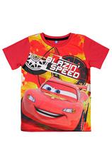 Cars® Tricou Rosu print